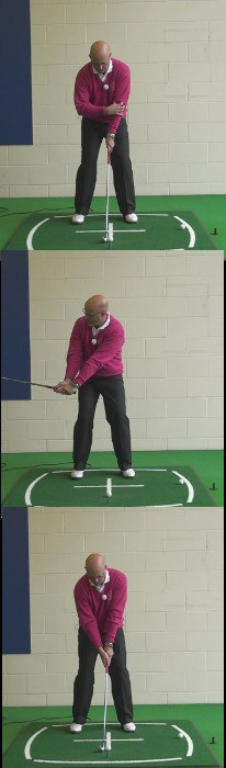 How Best To Hinge Your Wrist In The Senior Golf Swing