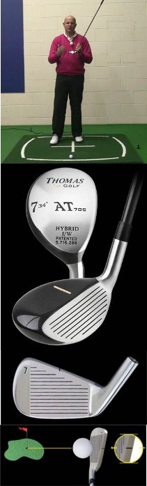 How To Compare Senior Hybrid Golf Clubs To Standard Irons