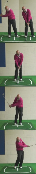 How To Cure Chili-Dip Problem, Senior Golf Tip