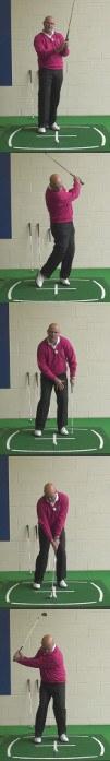 How To Cure Long Greenside Bunker Problems, Senior Golf Tip