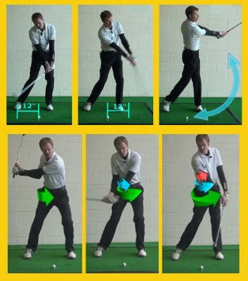 How to Create Acceleration through the Golf Ball A