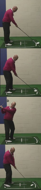 Senior Golfers Should Draw The Ball With The Driver For Maximum Distance