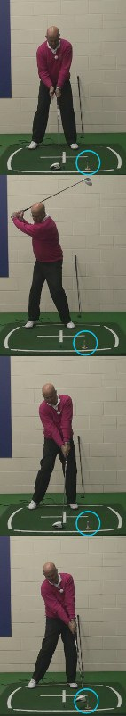 Senior Two-Tee Golf Drill To Help Increase Driver Distance
