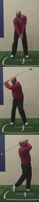 The Correct Way To Hit A 3 Wood Off The Fairway, Senior Golf Tip