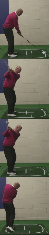 The Correct Way To Hit A Power Fade For Distance And Accuracy – Golf Senior Driver Tip