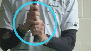 vardon grip term