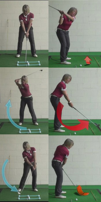 Best 3 Ways To Fix Golf Slice, Ladies Golf Tip