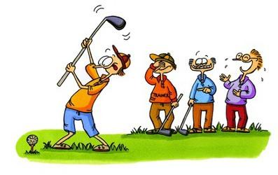Best Ball Golf Term
