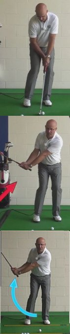 Golf Drills For Senior Golfers All About Wrist Hinge
