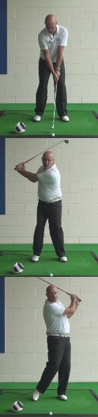 How And When To Use A Fat Shot Drill To Correct And Improve A Senior Golfers Ball Strike