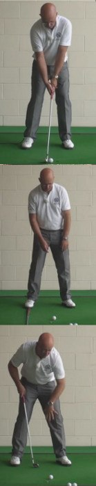 How Senior Golfers Can Create The Correct Base For Their Golf Stance