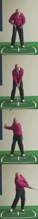How Senior Golfers Can Play The Best Golf Shot When Using A Lob Wedge From A Tight Lie