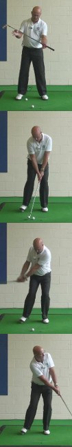 How Senior Golfers Can Play Their Best Downhill Chip Shots
