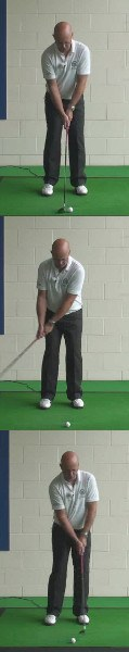 How Senior Golfers Can Play Their Best Shots When Faced With The Problem Of A False Front Green