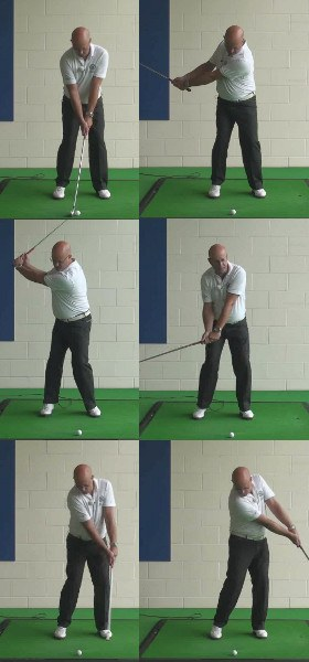 How Senior Golfers Should Play A Golf Punch Shot Correctly