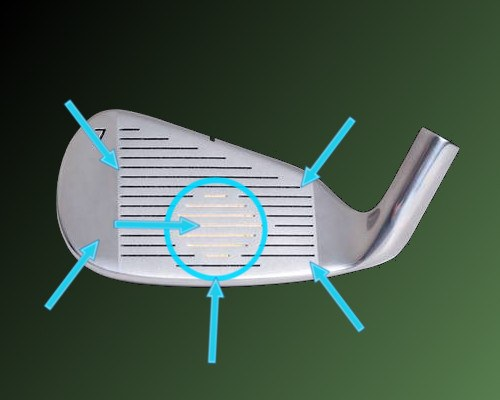 How To Check The Club Head For Signs Of Swing Issues. Golf Tips For Senior Golfers