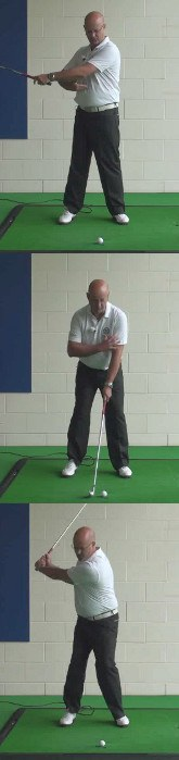 How To Create A Connected Golf Swing As A Senior Golfer