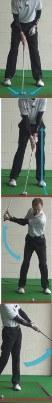 Punch shot Golf Term