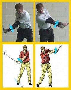 Release Golf Term