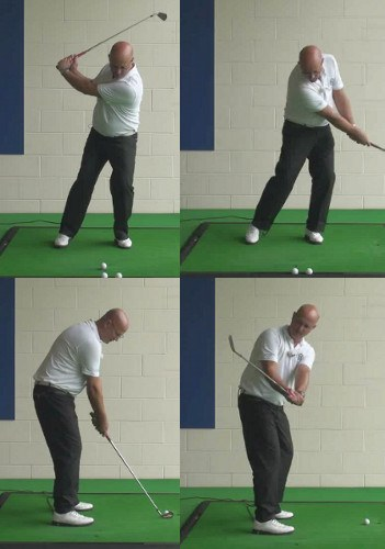 Senior Golfers And How To Fix A Reverse Pivot Problem