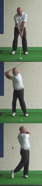 Senior Golfers Hit Straighter And Longer Let Your Follow-Through Bring Your Head Up
