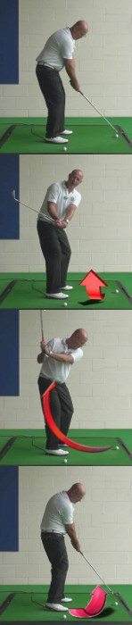 Swing Don't Lift How Senior Golfers Can Improve Their Golf & Ball Strike
