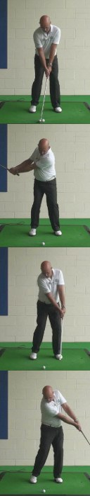 The Correct Way To Play An Effective Punch Shot - Golf Tip For Senior Golfers