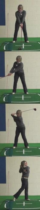 The Main Advantage For Longer Drives, Ladies Golf Tip