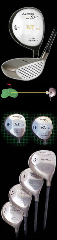 Thomas Golf Fairway Woods Build Confidence In Your Fairway Play
