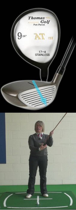 What Are The Benefits For High Lofted Fairway Woods For The Lady Golfers