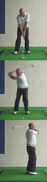 What Is A Step Through Drill And How Can Senior Golfers Use It To Correct Their Golf Swing