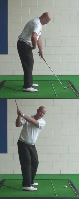 What Is An Arm Only Swing And How To Correct This As A Senior Golfer