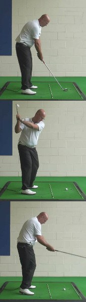 What Is An Over The Top Golf Swing And How Senior Golfers Can Cure This
