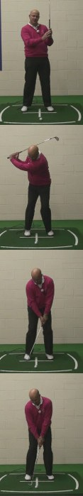 What Is The Correct Technique For Senior Golfers To Use When Playing Golf Shots From Thick Rough