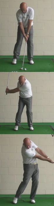 What Is The Correct Way To Create The Best Three-Quarter Wedge Shot For A Senior Golfer