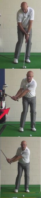 When To Start Wrist Hinge To Create More Power For Senior Golfers