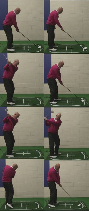 Why And How Senior Golfers Should Learn To Work The Golf Ball To Shoot Their Lowest Ever Golf Scores