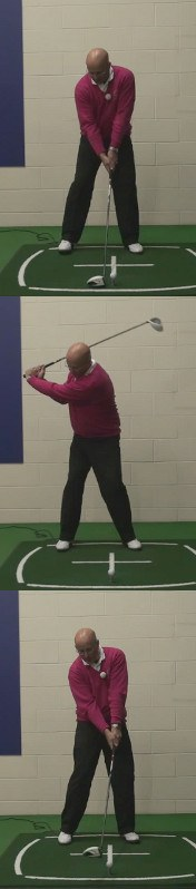 Why And How Senior Golfers Should Swing With Their Body's Alignment, Not The Surroundings