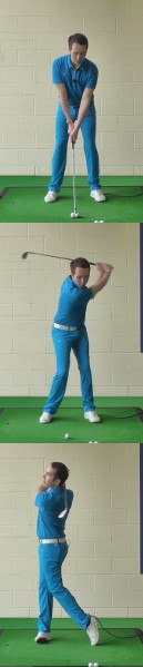 Best Left Handed drills to hit your golf irons close