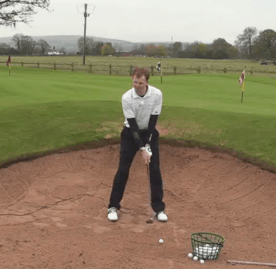 Fairway Bunker Golf Term