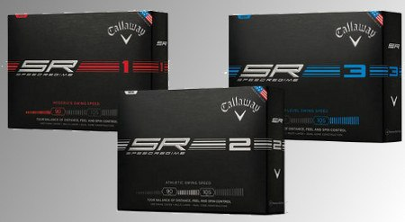 New Golf Ball Lineup from Callaway