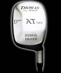 Thomas Golf AT 725 Hybrid Driver Review