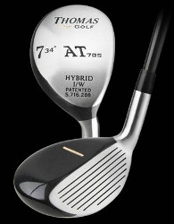 Thomas Golf Hybrid Golf Club AT 705 Review