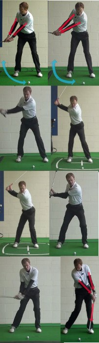 Unhinge Wrists Correctly for a Powerful Downswing, Golf Tip