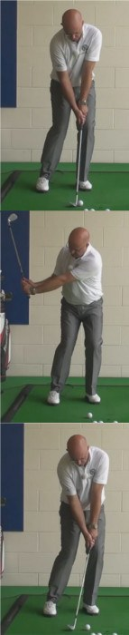 correct answer Opening the clubface to the target before taking your grip