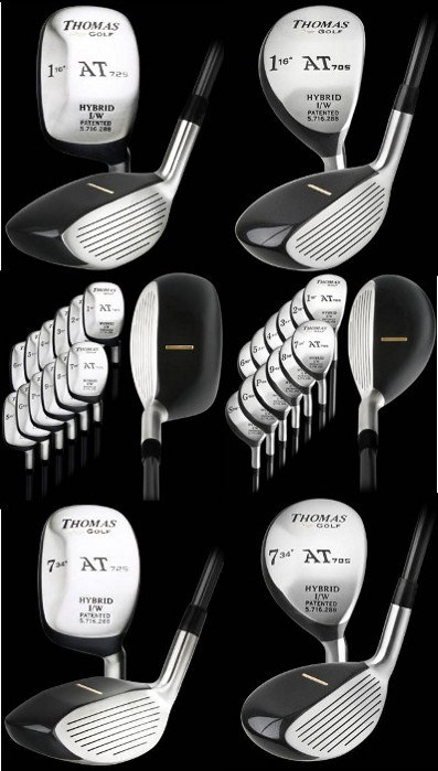 Club Review Thomas Golf Hybrid Golf Clubs