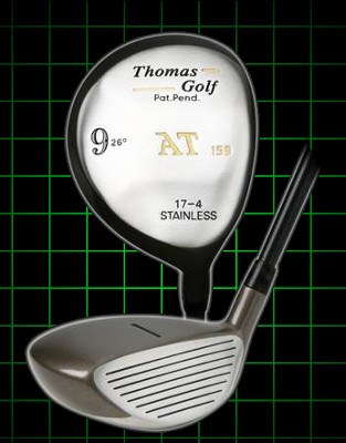 Thomas Golf Fairway Strong 9 Wood 26 degree loft