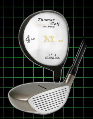 Thomas Golf Fairway 4 Wood 16 degree