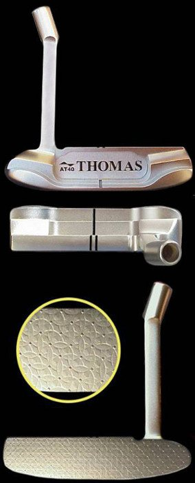 Thomas Golf AT 40 CNC Blade Putter