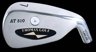 Thomas Golf AT 510 Irons Review